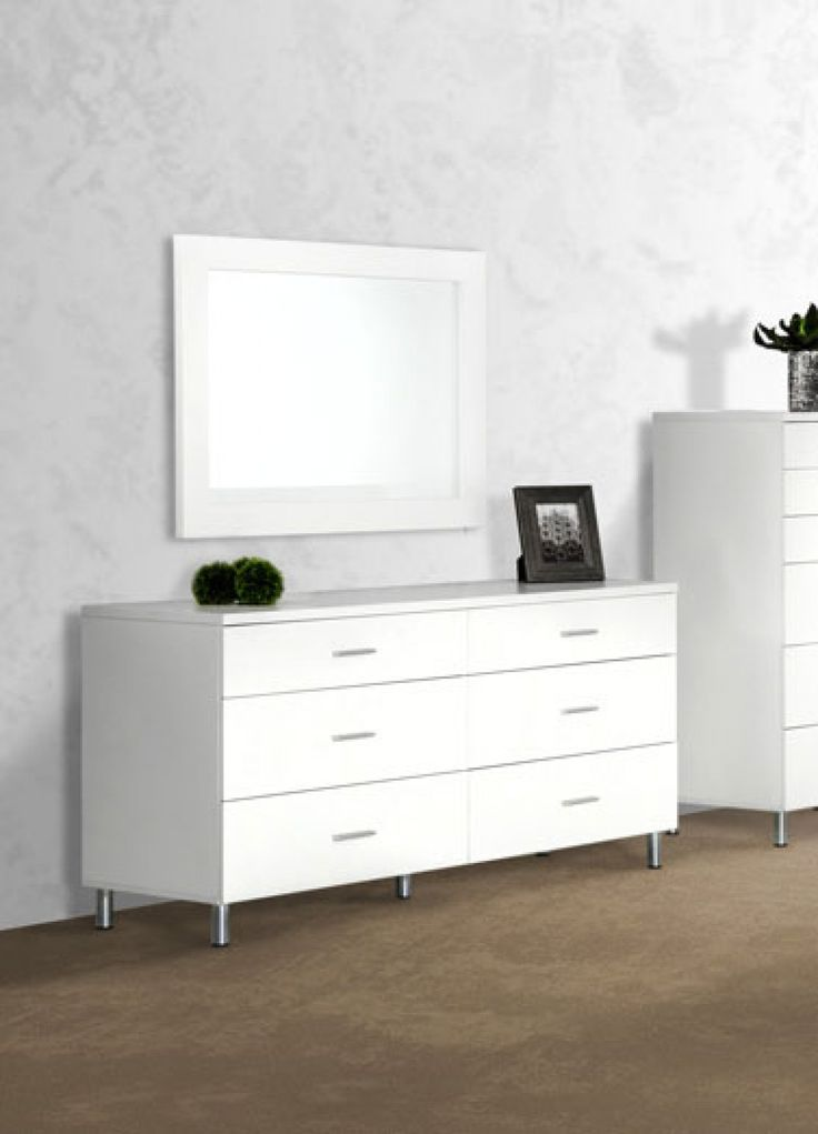 25 Best Ideas about White Dressers on Pinterest  Dressers Bedroom dressers and Bedroom