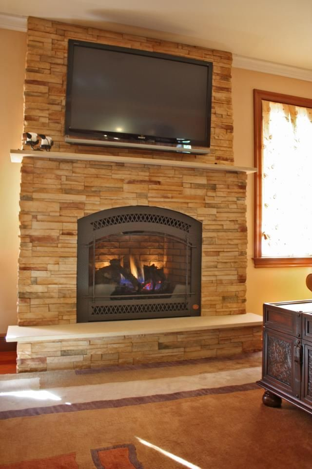 Rock Fireplace Mantel 1000+ Images About Cultured Stone On Pinterest | Stone