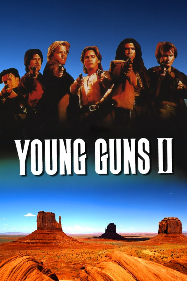 Young Guns 2 movie My Favorite Movies Pinterest 2