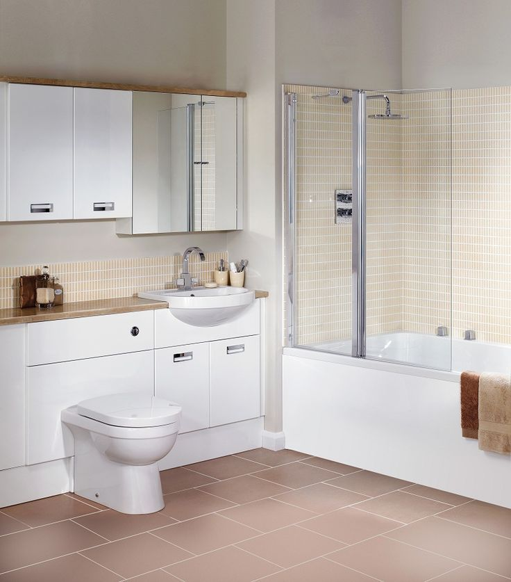 25+ Best Ideas About Fitted Bathroom Furniture On