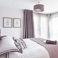1000+ ideas about Corner Window Curtains on Pinterest