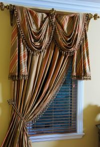 528 best images about Beautiful Curtains,Drapes on ...