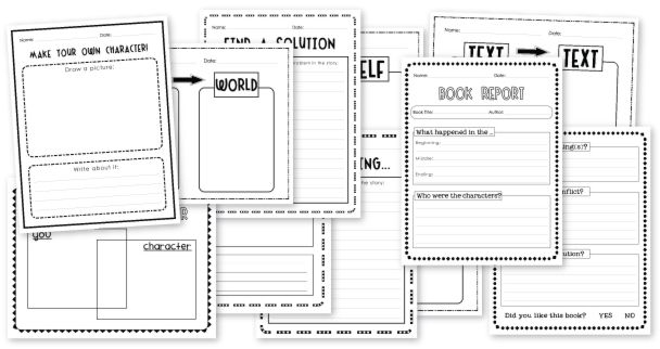 234 best images about Classroom Templates, Frames