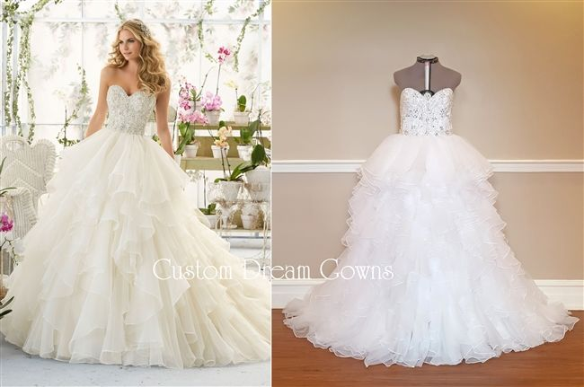 413 Best Images About Wedding Dresses