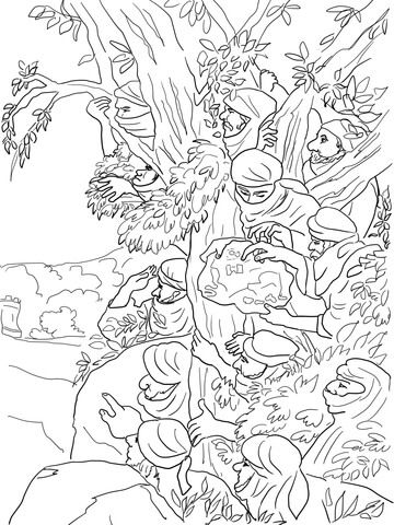 17 Best images about Sunday School Colouring 2 on