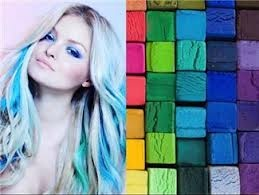 1000 images about hair chalking on pinterest pastel my hair and hair tinsel