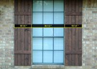 64 best images about Shutters on Pinterest | Diy shutters ...