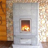 Tulikivi masonry heater | My Tulikivi fireplace ...
