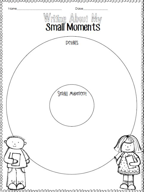 1000+ ideas about Small Moment Writing on Pinterest