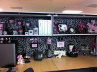 Office Cubicle decorating | Cubicle Decor | Pinterest ...