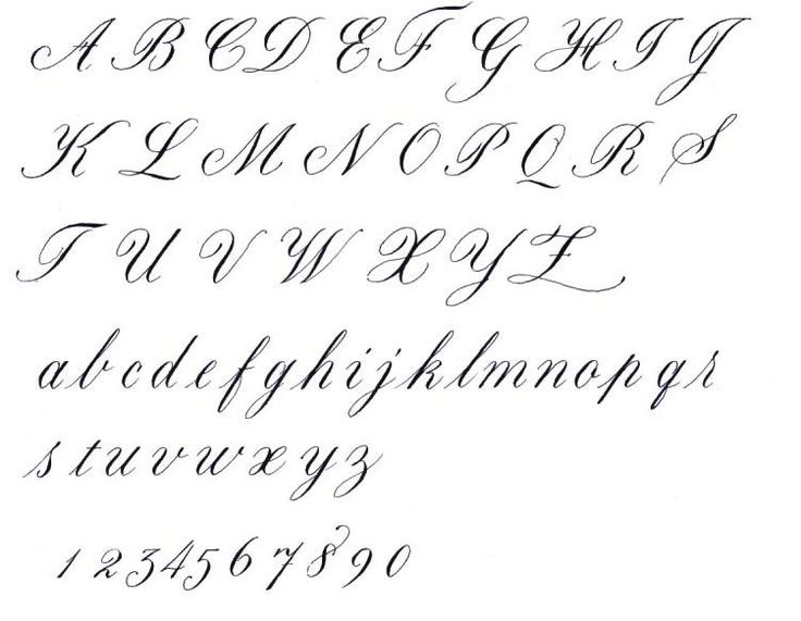 Copperplate Script lessons, videos, lined paper FREE at