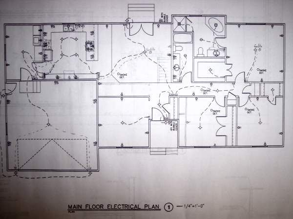 Home Electrical Wiring Plans