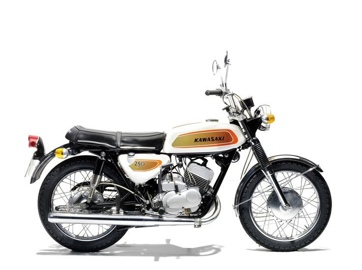 182 best images about Kawasaki 500 H1