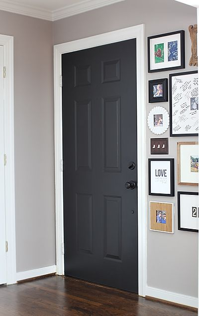25 Best Ideas About Painted Doors On Pinterest House Entrance