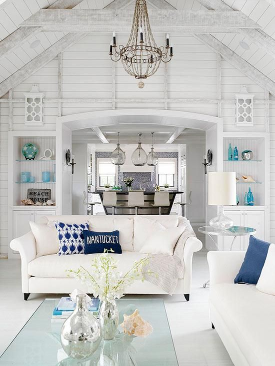 Nantucket Decorating Style