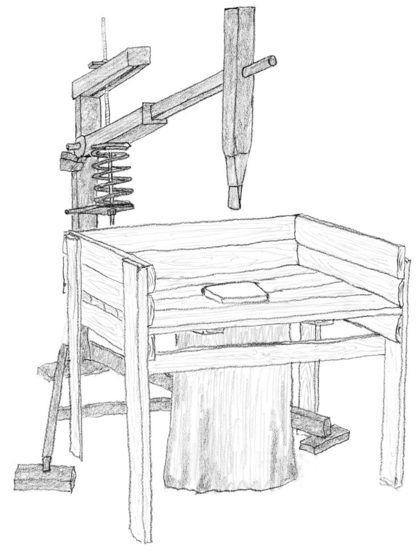 68 best images about Wood log splitter / hauler / mill on