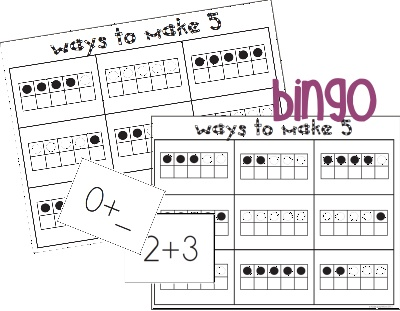 115 best images about Math- ten frames on Pinterest