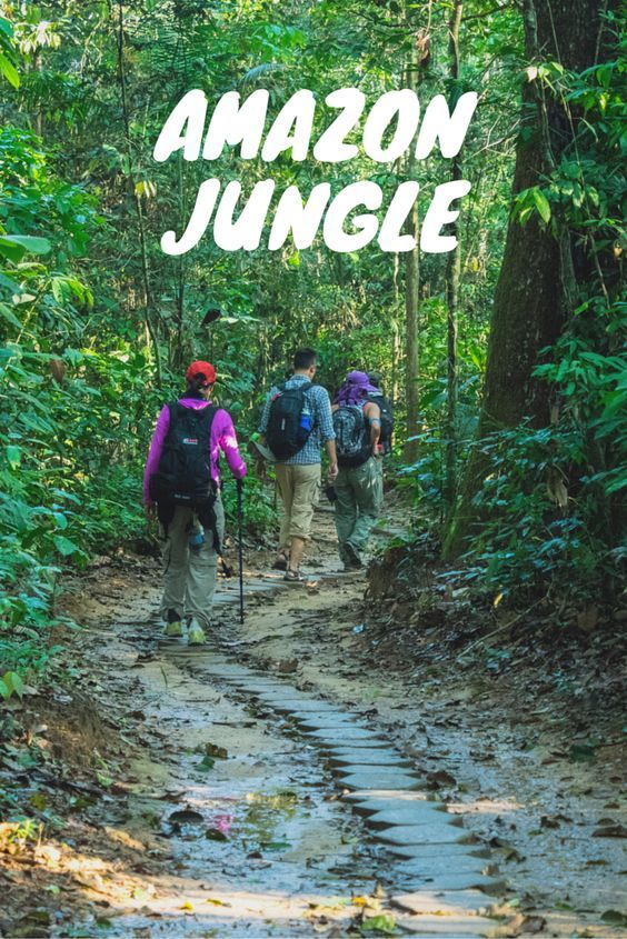 planning a trip to peru and the amazon jungle is not easy so this is a