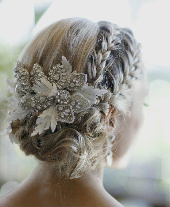 25 Best Ideas About Winter Wedding Hair On Pinterest Winter