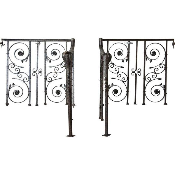 48 best images about Antique Ironwork ~ Blacksmithed