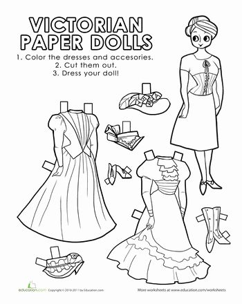 25+ best ideas about Victorian paper dolls on Pinterest