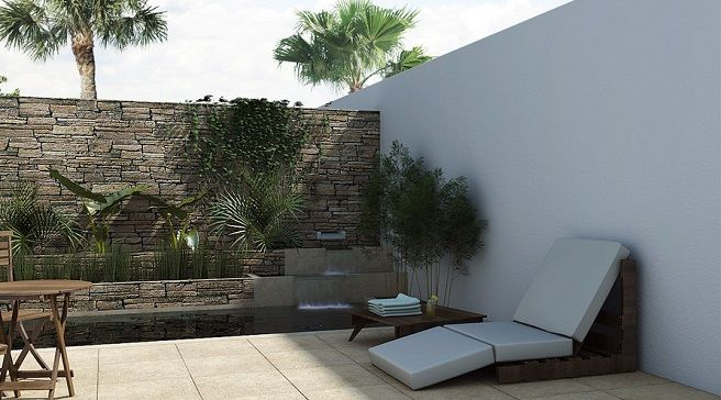 Ideas para decorar patios traseros  Jardin  Pinterest