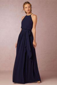 25+ best ideas about Long navy dress on Pinterest | Navy ...