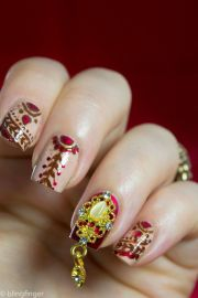 arabian nails