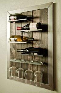 25+ best ideas about Wine rack wall on Pinterest | Pallet ...