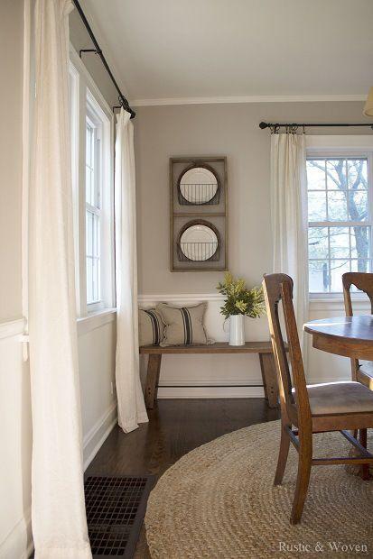 dining room drapes pinterest. best 25 dining room curtains ideas