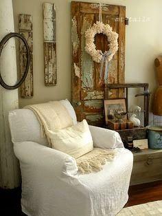 1000+ ideas about Old Door Decor on Pinterest