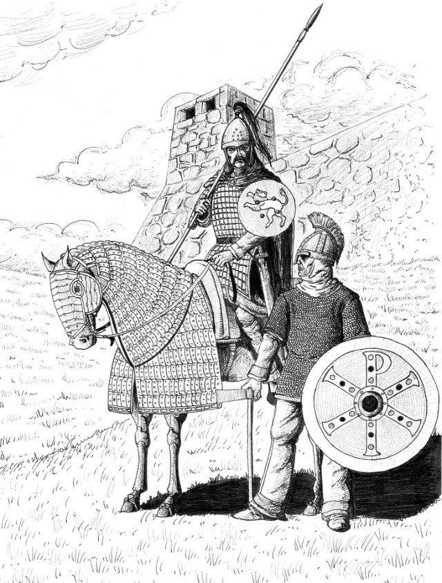 73 best Byzantine warfare images on Pinterest