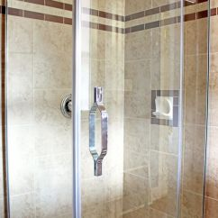 Kitchen Remodeling Pittsburgh Ninja System 1200 New Shower Stall Tiled Floor To Ceiling. | Bathroom Ideas ...