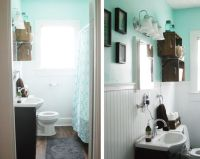 DIY Bathroom Reno for under $1000 www.simplesanctuaryblog ...