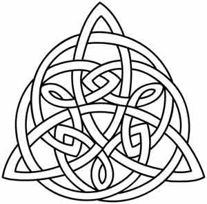 Best 20+ Celtic knot designs ideas on Pinterest