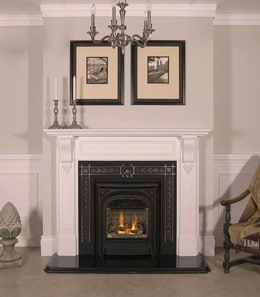 Compact Corner Fireplace Gas Fireplace Mantel Clearance - Woodworking Projects & Plans