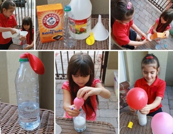 DIY: No Helium Needed to Fill Balloons