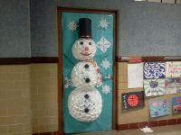 Holiday Door Decorations. Excellent Holiday Door ...
