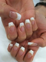 1000 wedding nails