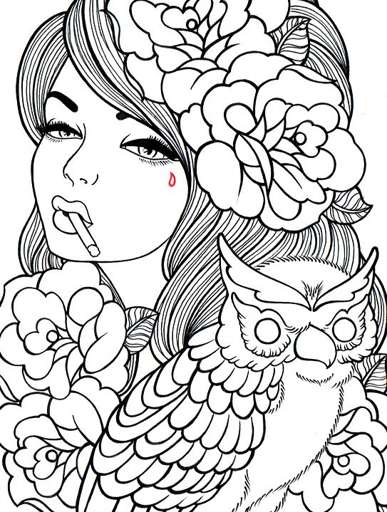 free printable day of the dead coloring pages  free
