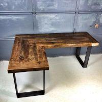 25+ best ideas about Reclaimed Wood Desk on Pinterest ...
