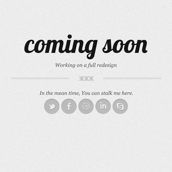 17 Best images about coming soon ideas on Pinterest