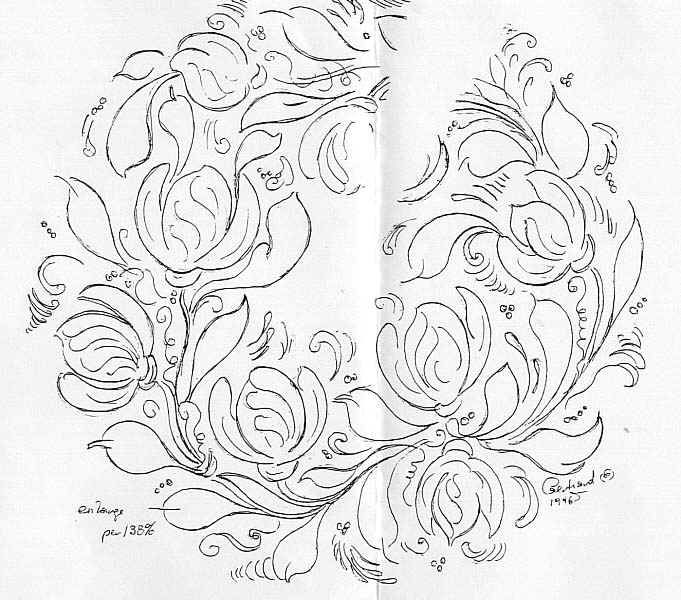 17 Best Images About Cutwork Embroidery