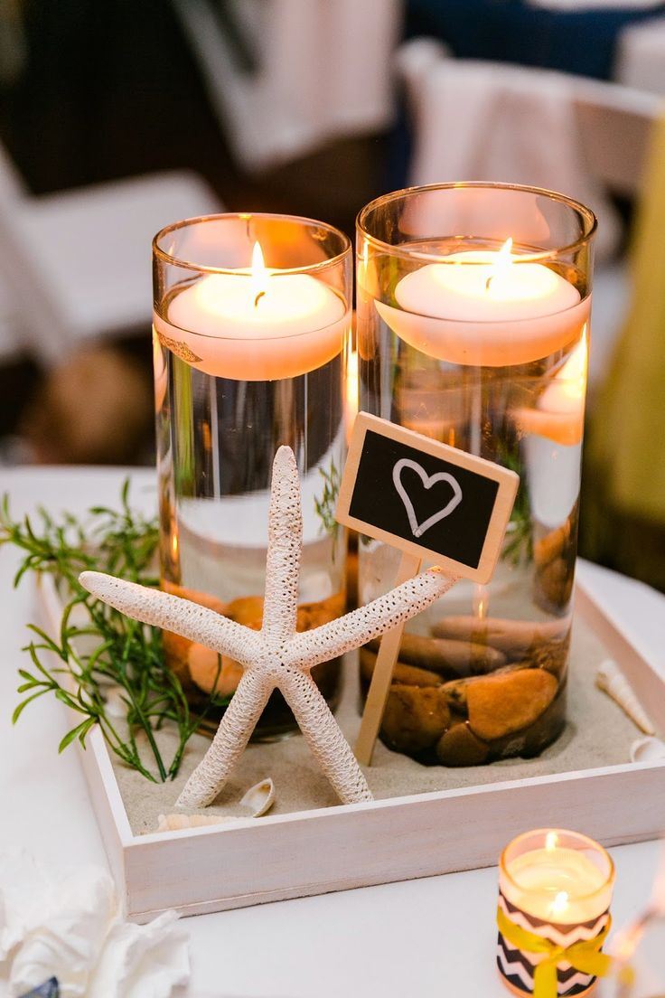 Best 20 Beach theme centerpieces ideas on Pinterest