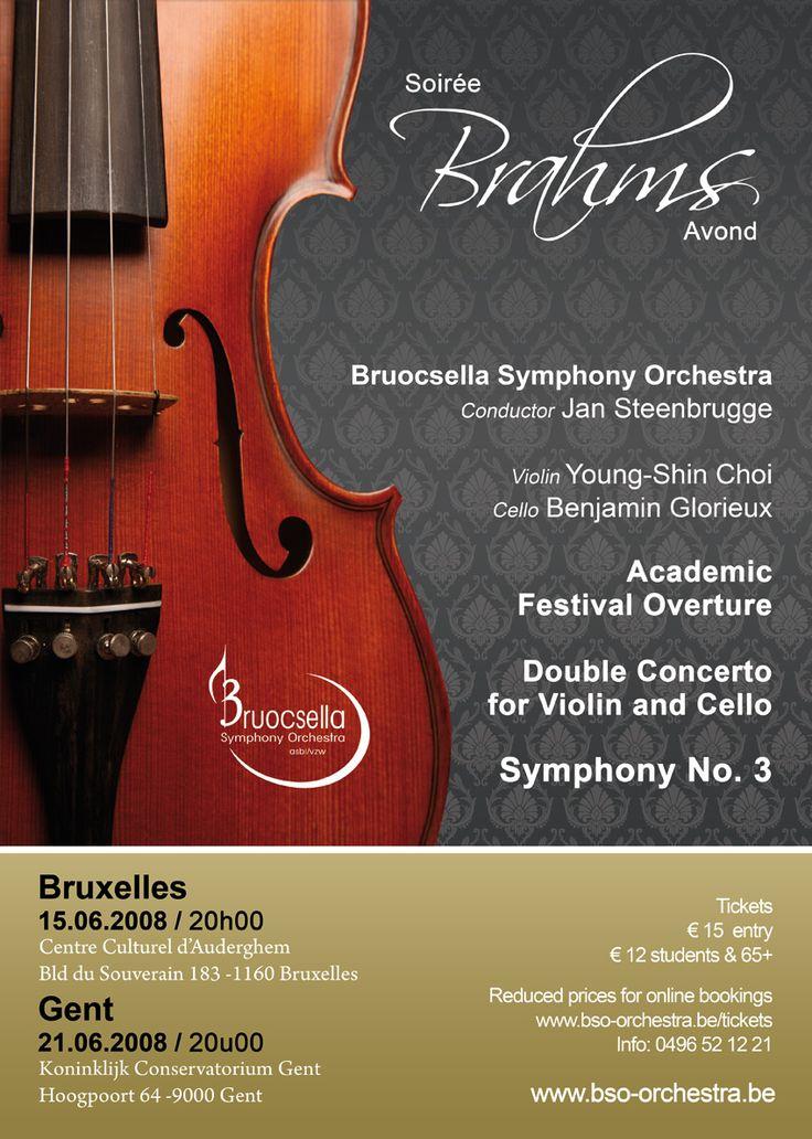 Orchestra concert poster httpwwwbsoorchestrabebso