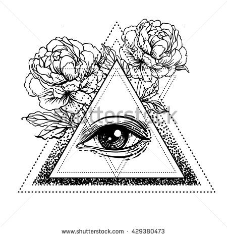 17 Best ideas about All Seeing Eye on Pinterest All