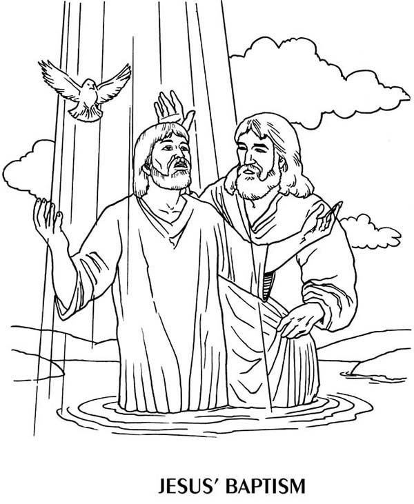 File Name : Jesus-Baptism-by-John-the-Baptist-Coloring