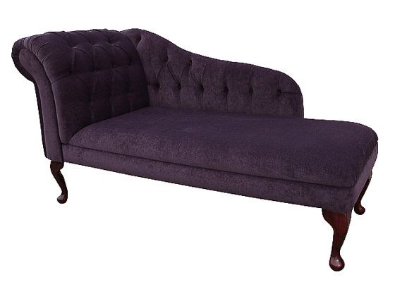 fainting sofa purple designs in india leather classic style chaise longue furniture by zedhead on ...