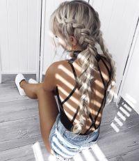 17 Best ideas about Blonde Braids on Pinterest | Summer ...