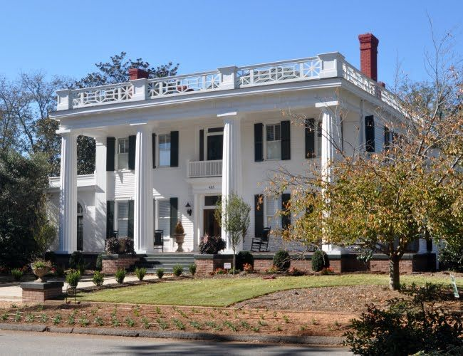 1000 Ideas About Greek Revival Architecture On Pinterest